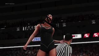 WWE EXTREME RULES : BILLIE vs TAMINA vs NATALYA vs CARMELLA