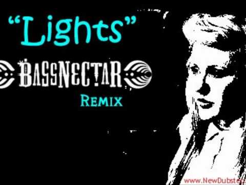 Ellie Goulding Lights (Dubstep Remix Slowed)