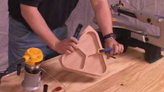 How To Use Squirrel Daddy Woodworking Router Templates To Make Woodworking Projects