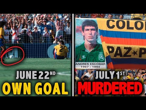 10 Players Who Were KILLED By Football!