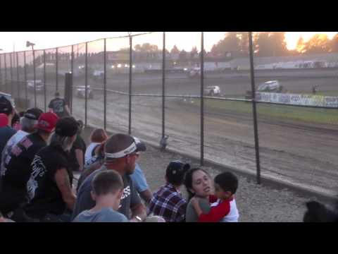 Modified Bmain 1 @ Marshalltown Speedway 06/06/17