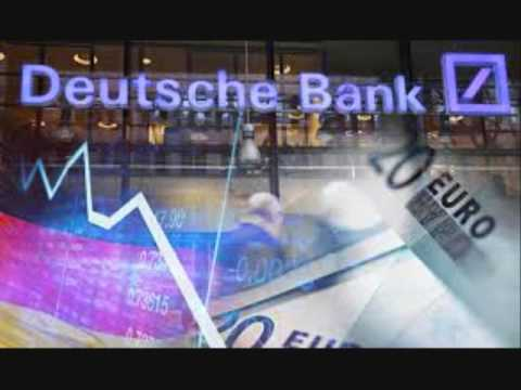 the GERMAN BANKS are COLLAPSING