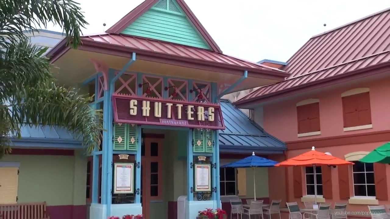 Caribbean Resort Disney