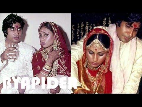 Amitabh Bachchan Wedding Marriage Photos