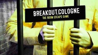 Breakout Cologne - Neuer Escape Raum im AT-Test (mit Interview)