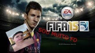 A MELHOR PELADA DE TODOS OS TEMPOS - FIFA 15
