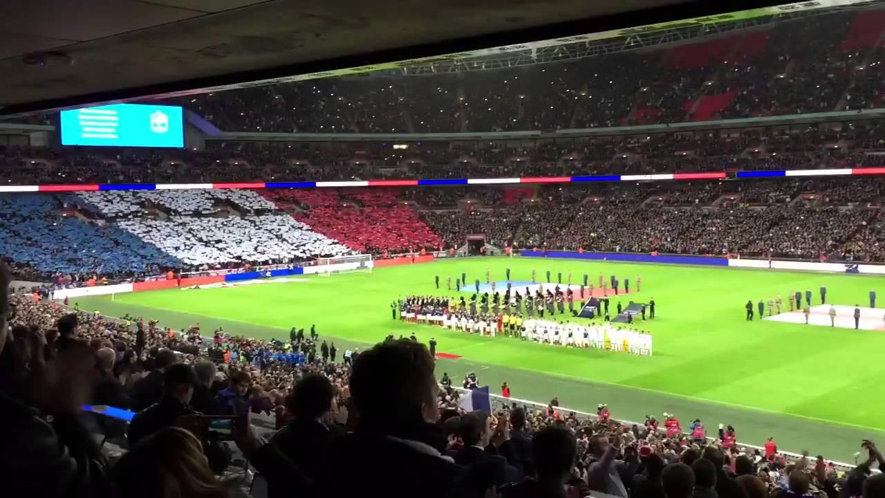 England Gegen Frankreich