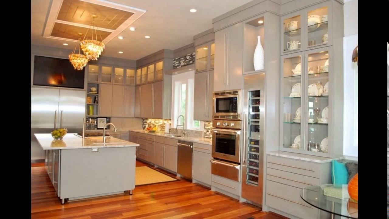 Kitchen Design Refrigerator Next To Oven