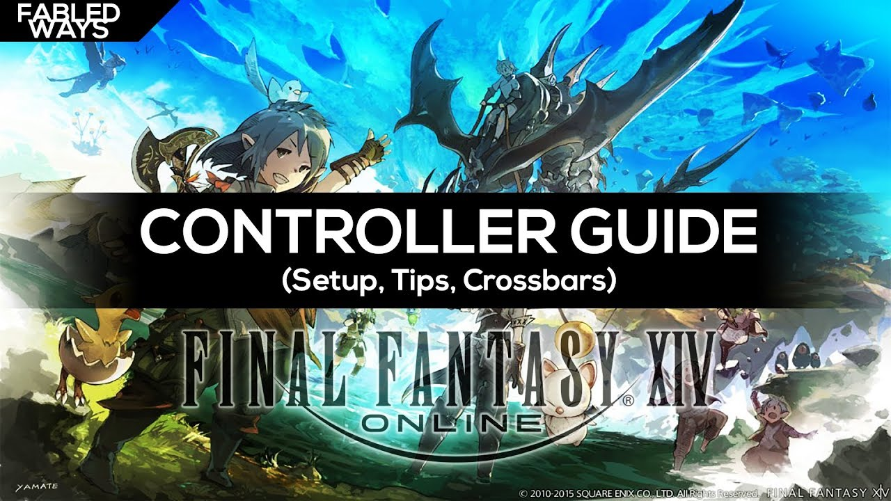 Final Fantasy XIV - Controller Guide