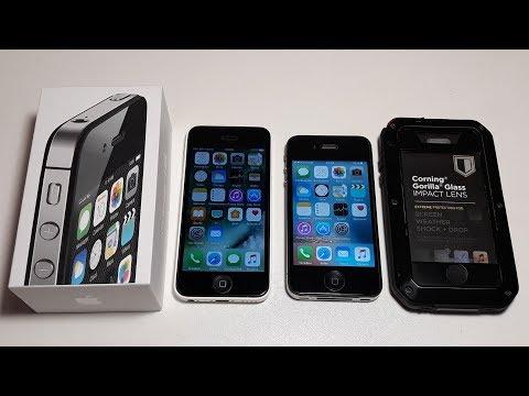 Подарили два iPhone 4S и iPhone 5C все на шару даром. Посылка от подписчика Ивана Матвеева