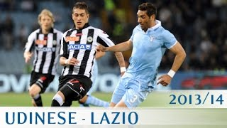 Udinese - Lazio - Serie A  2013/14 - ENG