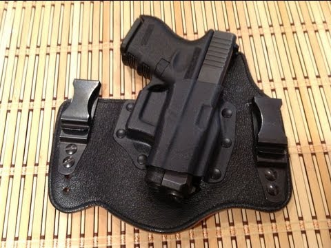 Galco King Tuk Holster Review (made on the new iPad)