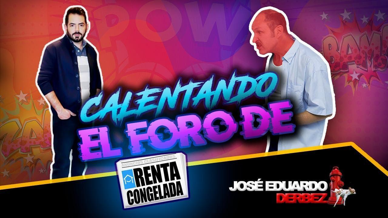 ¡BROMA A TODO EL FORO EN RENTA CONGELADA! | José Eduardo Derbez