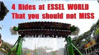 Best Rides At Essel World