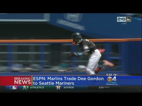 Marlins Send Dee Gordon To Sea nick neidert