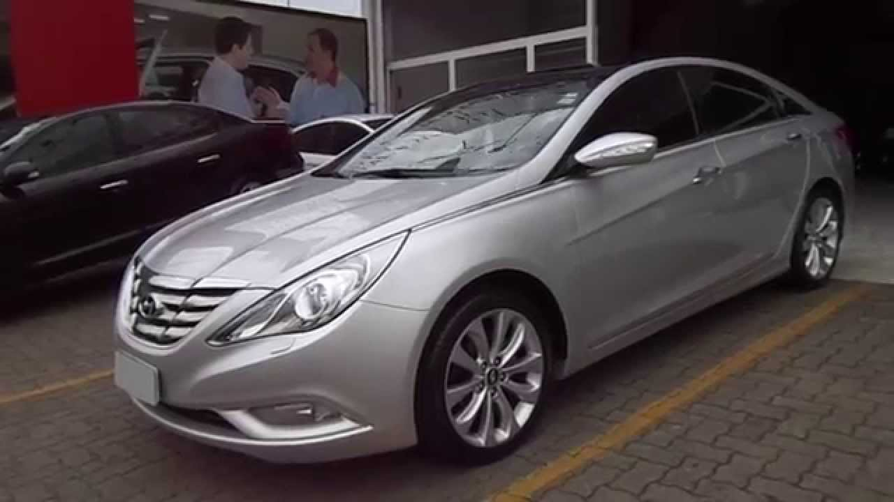 hyundai sonata gls 2 4 16v autom tico 2012 youtube. Black Bedroom Furniture Sets. Home Design Ideas