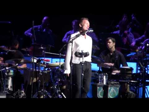 Sting (HD) - Mad About You  - Symphonicity Tour mp3