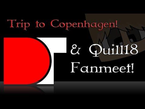 Trip to Copenhagen, Denmark - Quill18 Fanmeet!