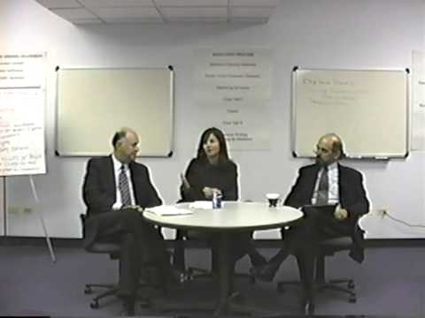 Panel Discussion 1 of 4