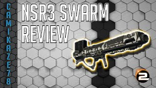 NSR3 Swarm Weapon Review | Planetside 2 Gameplay