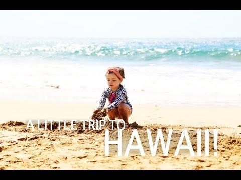 a trip to hawaii!
