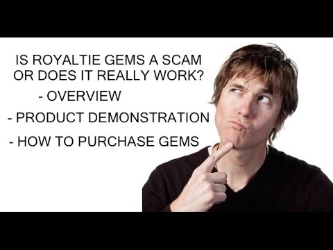 * Royaltie Gem Review - Is It a Scam *