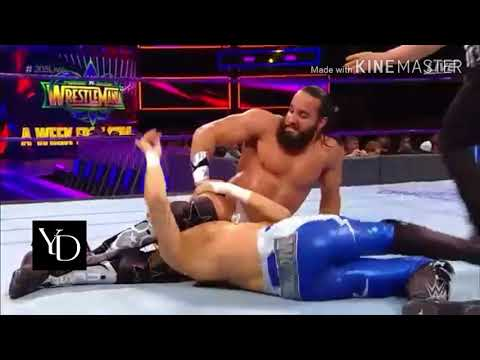 WWE 205 LIVE 27th March 2018 Highlights HD. Mark Andrews vs Tony Nose.MP4