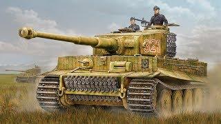 Страшнейший танк на поле боя времен 2-й мировой. Почему все боялись немецких Тигров? Танки Вермахта
