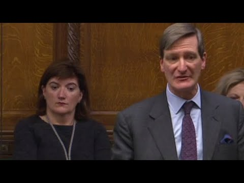 'No ifs, no buts': Dominic Grieve vows to vote against Brexit bill amendment