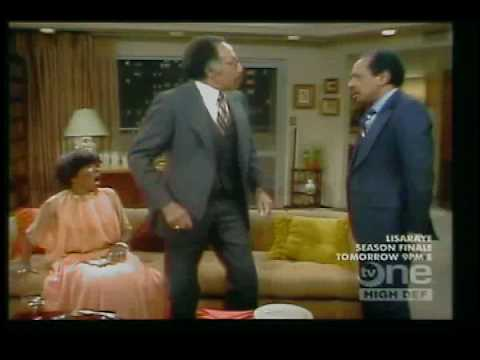 George Jefferson: '' Nigger What The Hell Did You Say ...