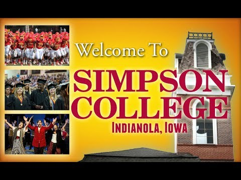Welcome to Simpson College!