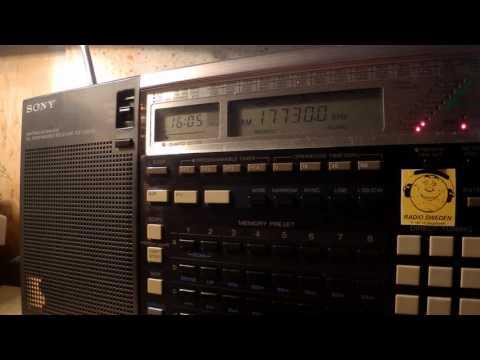 10 09 2016 Eye Radio in unknown language to Sudan 1600 on 17730 Issoudun