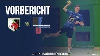 #UnionVorbericht - Die Handball Union Freiburg reist zum Spitzenspiel in den Schwarzwald