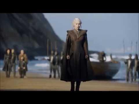 Juego de tronos en Euskadi - Daenerys pisa poniente en Zumaia