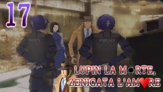 Lupin la morte, Zenigata l