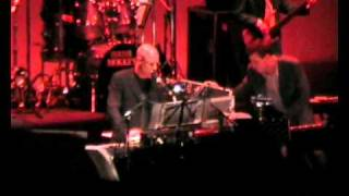 BRIAN ENO & PETER SCHWALM  - CAUGHT BETWEEN @ TEATRO DAL VERME - MILANO 23rd MAY 2002