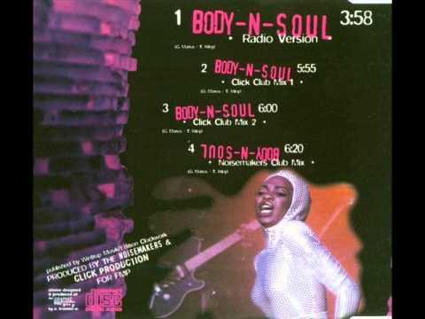 Lori Glori - Body-N-Soul (Click Club Mix 1)