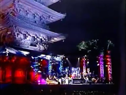 """Yanni – Live At the Toji Temple, Kyoto, Japan-""""THE END OF AUGUST"""" - Very Rare"""