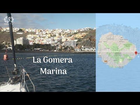 La Gomera Marina San Sebastian