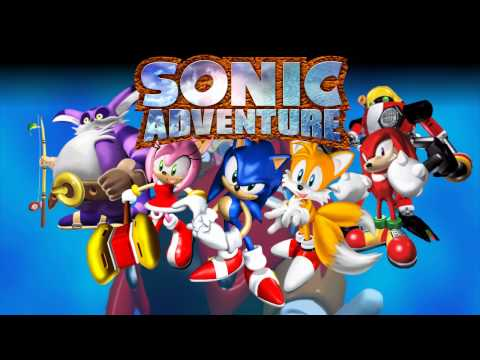 [Music] Sonic Adventure - Join Us 4 Happy Time