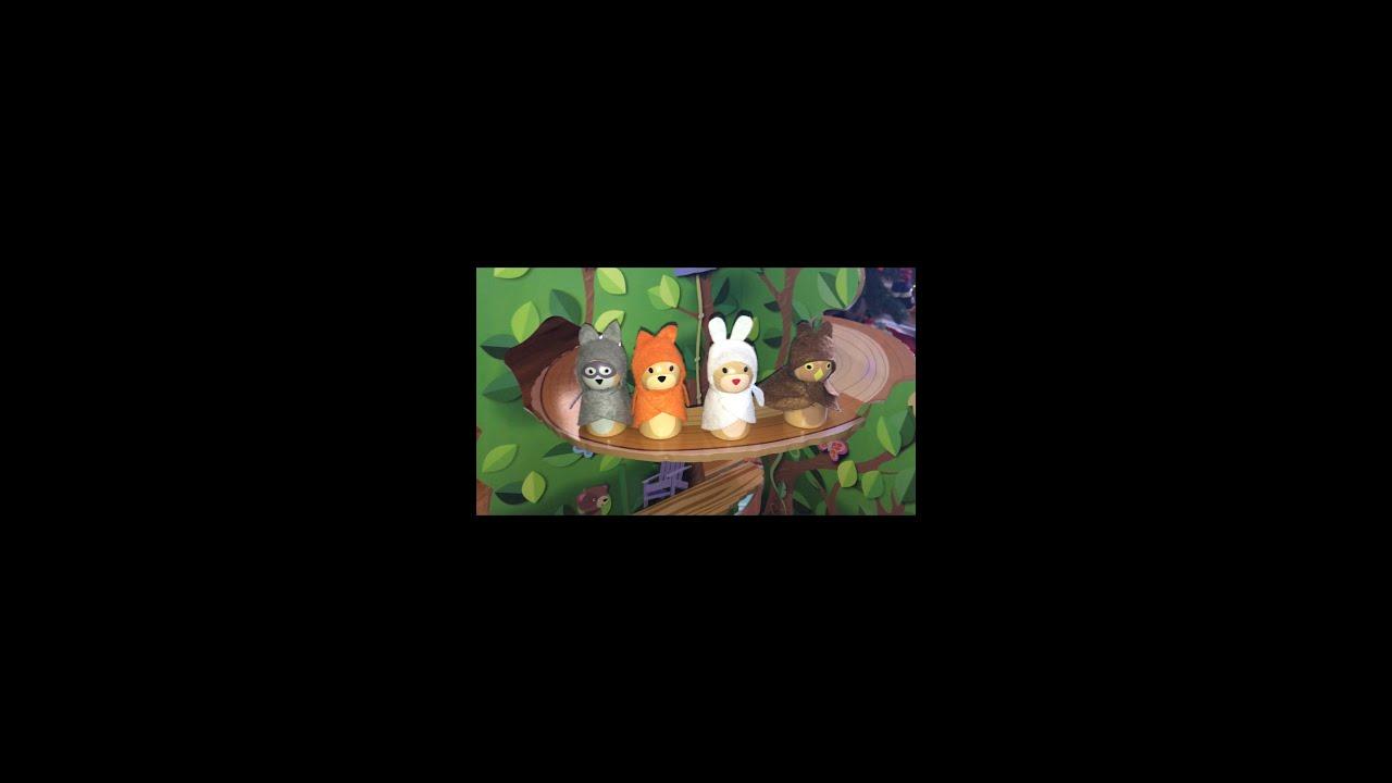 Toysrus Manualidades.Imaginarium Forest Friends Treehouse Youtube