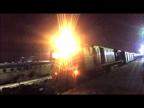 "Pakistan Railway Luxury Train""Shalimar  Night couch Express"""