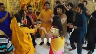 Holud Dance with Whole family members Together | Full HD | BD gaye holud Dance Program