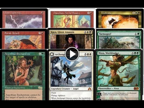 9 Reverse SPIKES Magic the Gathering Cards