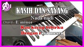 Download KASIH DAN SAYANG - Nada Nadi -Karaoke Dangdut Korg Pa300