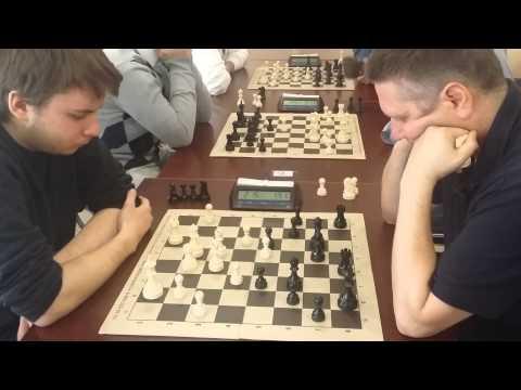 chess bitz gm Goganov - gm Novik