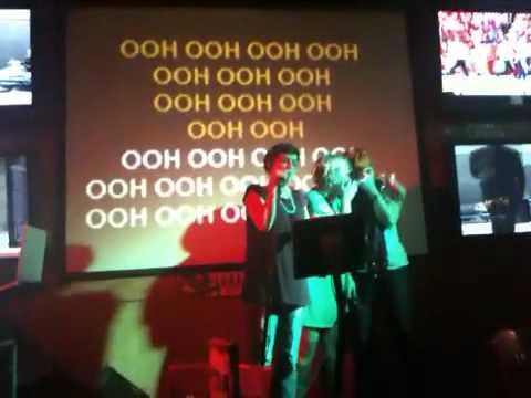 Worst. Karaoke. Ever.