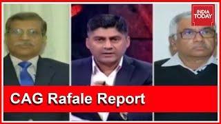 Former Air Marshals (R) SBP Sinha & Nirdosh Tyagi Speaks Out On The CAG Report On Rafale
