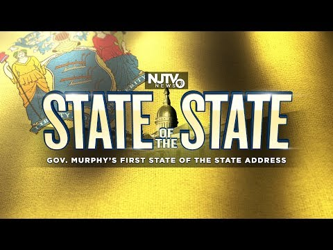 NJTV News Special Report: Gov. Murphy's First State of the State Address