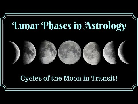 Lunar Phases in Astrology & Planning in Alignment with the MOON!—with Heather